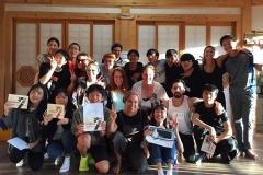 Workshop Wanju Korea